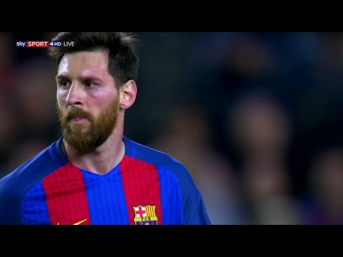 Lionel Messi vs Juventus (Home) UCL 16-17 HD 1080i By IramMessiTV