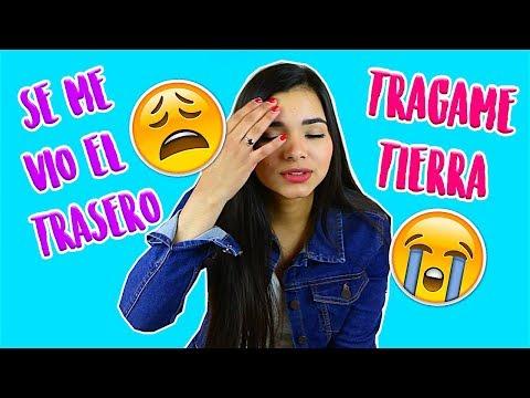 MIS PEORES VERGÜENZAS (SEGUNDA PARTE) ¡TRÁGAME TIERRA! #StoryTime | Gabriela Isabel