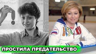ТУТБЕРИДЗЕ РОДИЛА ОТ ЕЁ МУЖА НО ОНА ЕГО ПРОСТИЛА Судьба чемпионки Елены Водорезовой