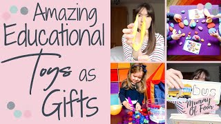 Gifts For 2, 3 & 4 Year Olds | Educational Toy For Kids | Christmas Present Ideas | Mummy Of Four