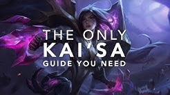 The ONLY Kai'sa guide you'll ever need!