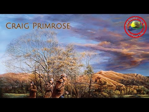 Fine art tips on how to Paint Oil Landscapes with Craig Primrose on Colour In Your Life