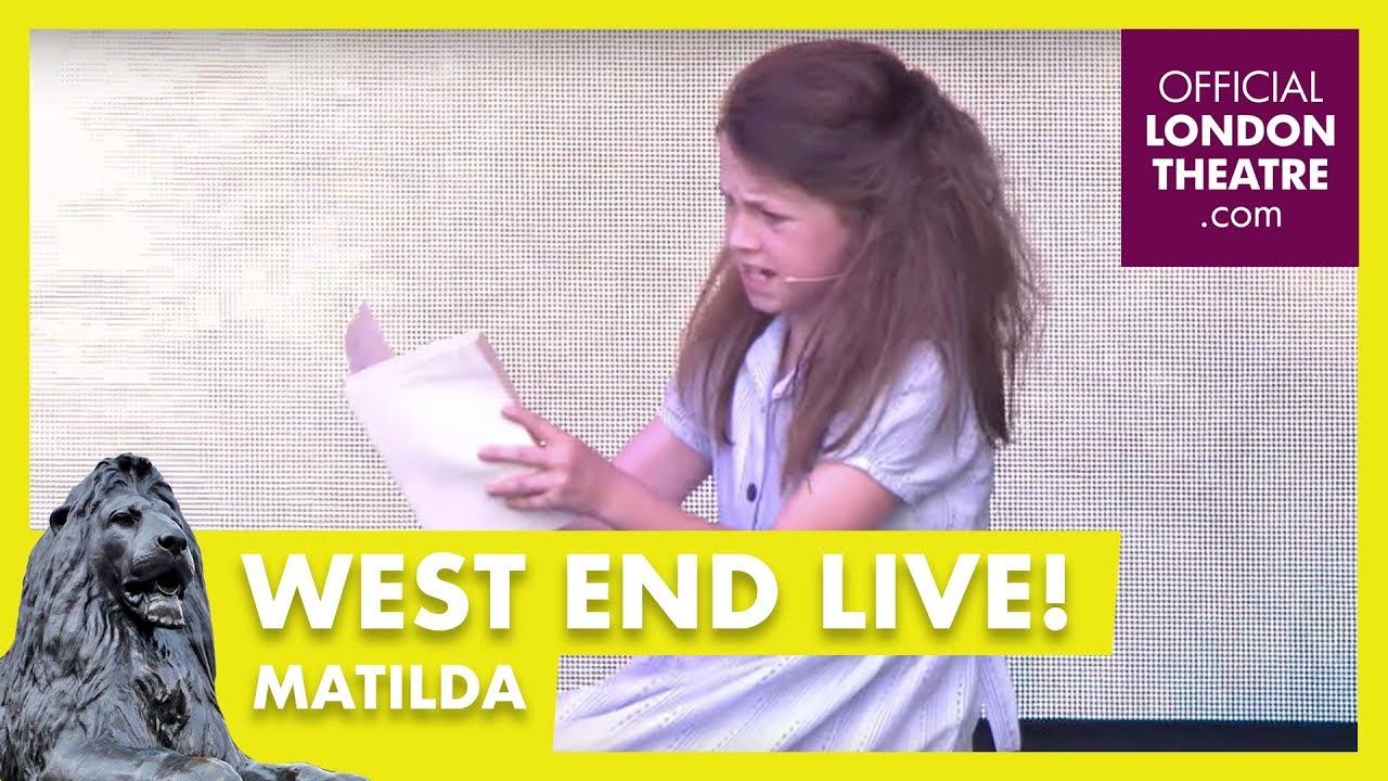 West End Live 2018 - Matilda - Sunday