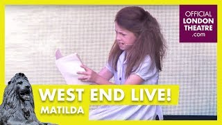 West End Live 2018 - Matilda - Sunday