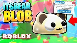 Roblox Blob Simulator 2 Code: Update 2 NEW EGGS Have ITSBEAR BLOBS!!