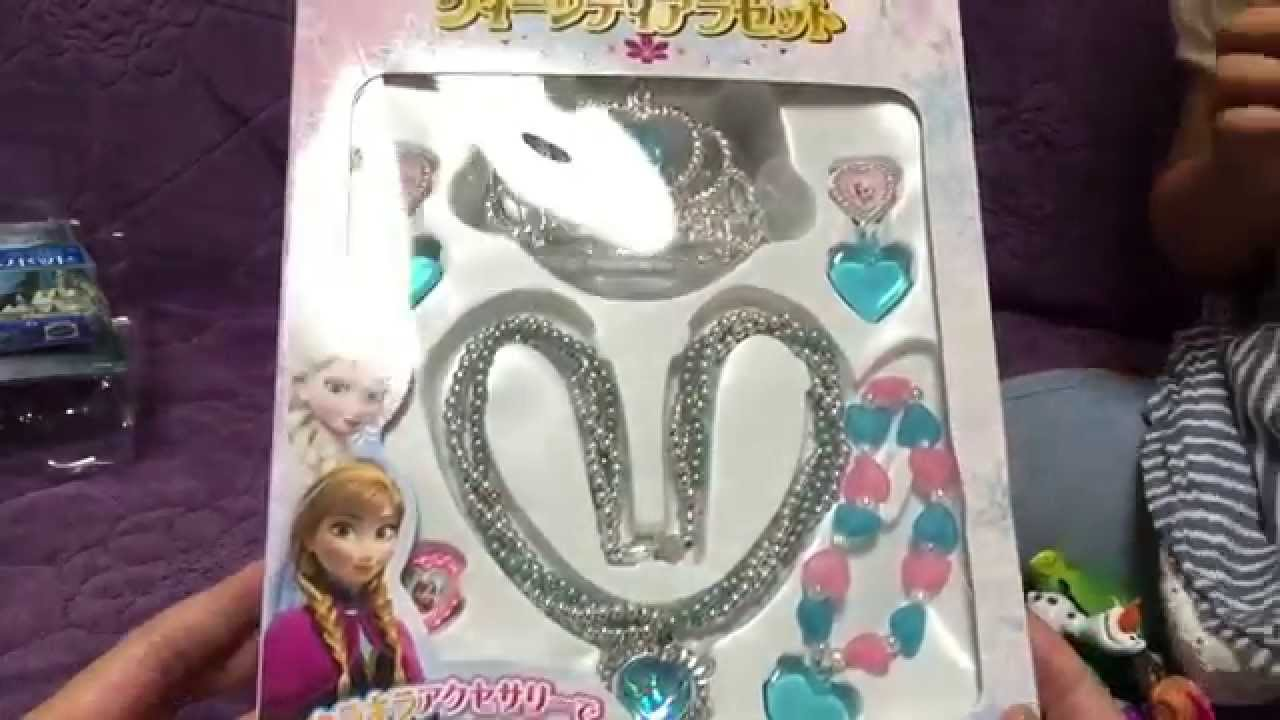 Disney\u0027s Frozen Anna Makeup toy アナ雪プリンセスメイクアップセット