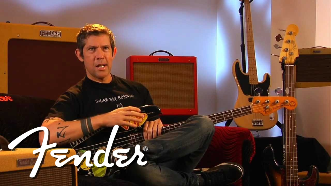 Stories from the Road   Eric Avery   Fender - YouTube