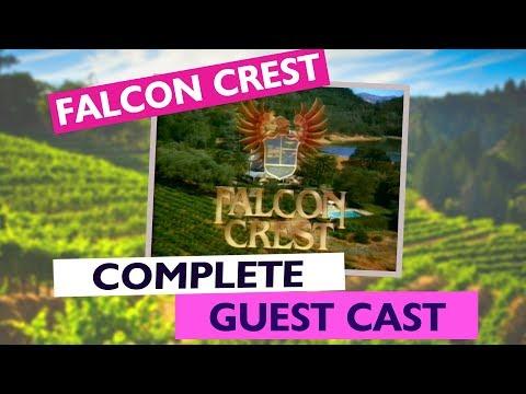Falcon Crest  Complete Guest Cast
