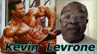 Kevin Levrone - Bodybuilding Tips To Get Big