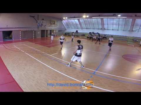 Detection USA Villeneuve D'ascq basketball Match 5 matin