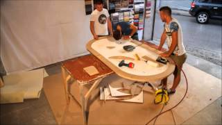 How To Make A Poker Table
