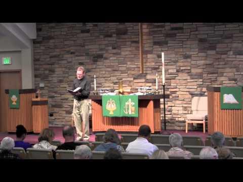 Take a Hike: More Encouragement for a Young Leader - Pastor Dan Hansen October 20, 2013