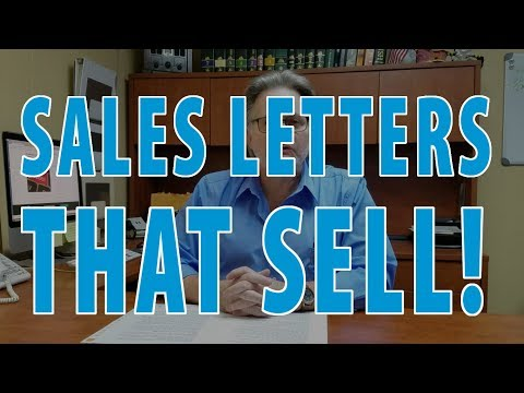 How to Write Sales Letters That SELL