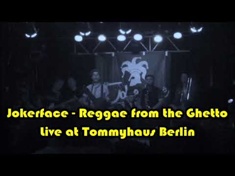 Jokerface   Reggae from the Ghetto