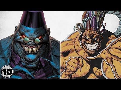 Top 10 Scariest X-Men Villains