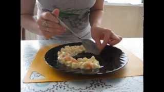 """Фруктовый салат """"Змейка"""".wmv"""