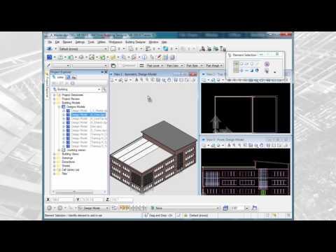 AECOsim Building Designer - QuickStart for Architects Creating Drawings: