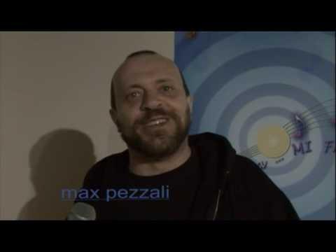 La festa della polizia 2009 gli auguri di max pezzali - Gianluca grignani uguali e diversi ...