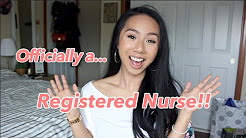 Passing NCLEX-RN Exam & Job Application Tips | shannonleiMUA