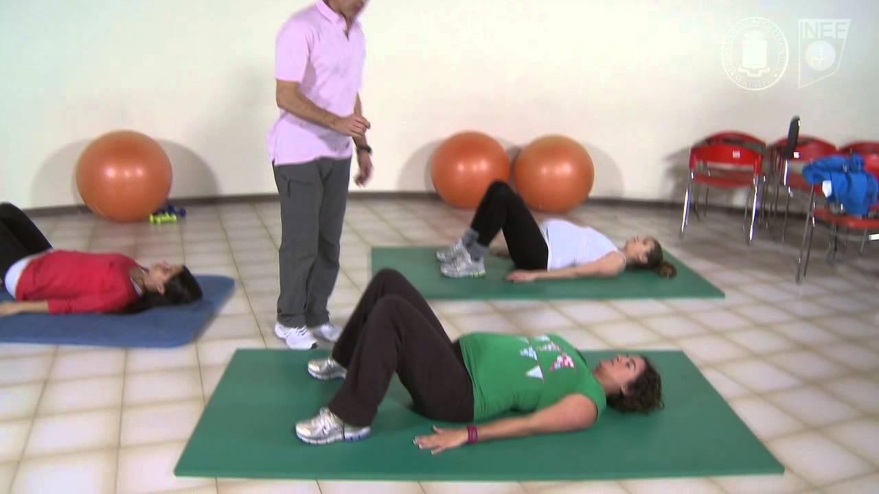 Ejercicio f sico durante el embarazo youtube for Ejercicio fisico