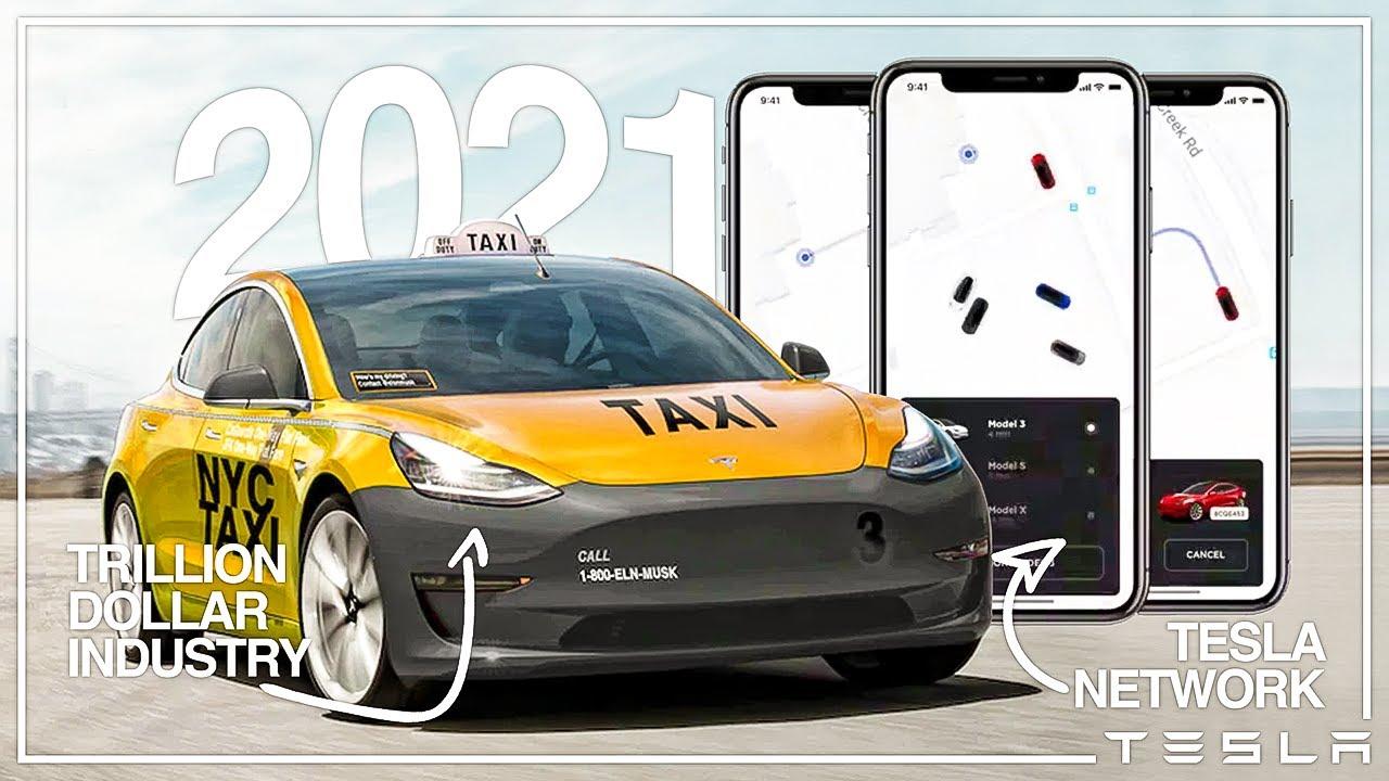 Tesla's Robotaxi Fleet Will Make TRILLIONS!!