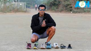 Marathon Science - How to Choose a Running shoe