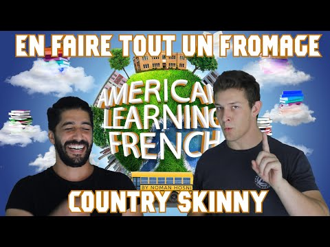 AMERICANS LEARNING FRENCH ( and teaching English ) w/ Nathan Loe
