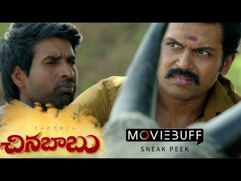 Chinna Babu - Moviebuff Sneak Peek   Karthi, Sayyeshaa, Sathyaraj   Pandiraj   D Imman