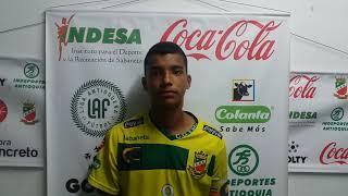 Torneo Indesa Categoría Pre-Juvenil. Juan Pablo Medina