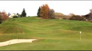 The Most Amazing Golf Courses of the World: Golf de la Gruyère, Switzerland