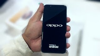 Oppo F5 New Black Edition Unboxing
