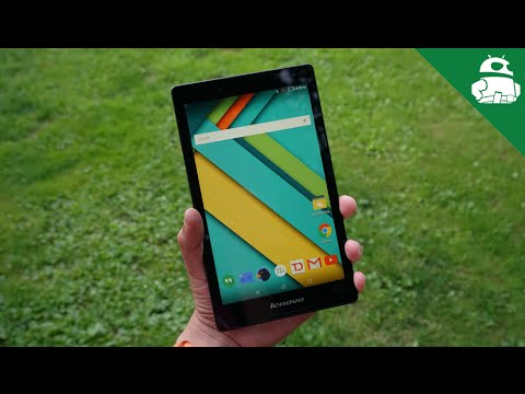 Lenovo Tab 2 A8 review: great sound on a tight budget