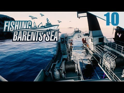 FISHING BARENTS SEA #10 - INTENTANDO HUNDIR BARCOS | Gameplay Español