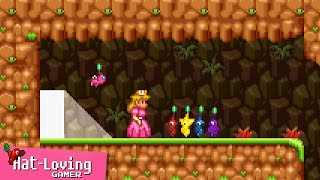 Pikmin... in Super Mario Bros 2! (Day 5)