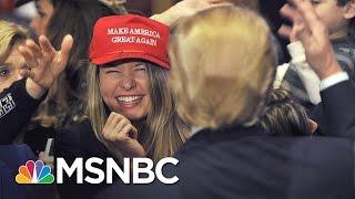 Race vs. Economics In Battle For Democrats To Win Trump Voters | AM Joy | MSNBC