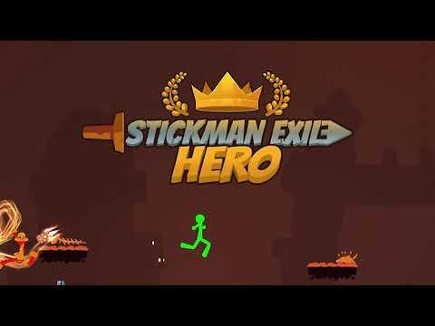 Stickman Exile Hero