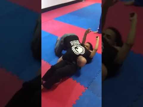 """"""" Grappling """" - Tiger training """" - pt. 2 - North/South Choke - Wilamo Martial Arts"""