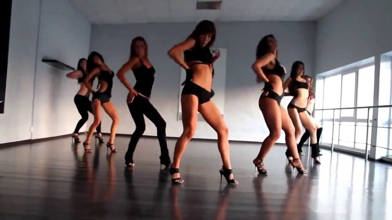 Sexy dancer group