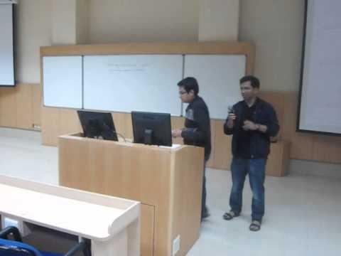 Toastmasters@ IIM Indore -30/11/2012