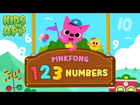 PINKFONG 123 Numbers (SmartStudy) - Best App For Kids
