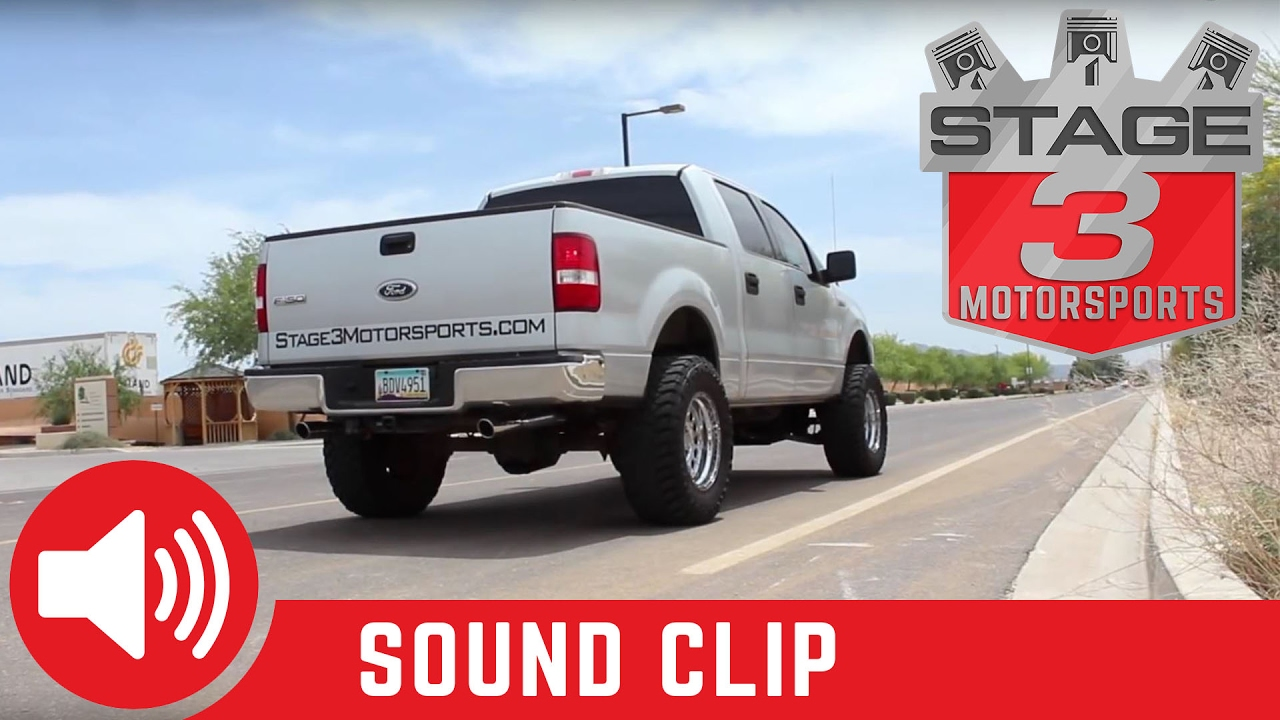 2004 2008 F150 Mbrp Installer Series Dual Rear Cat Back Exhaust Kit