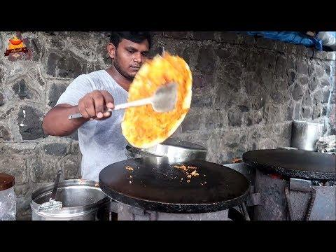 गजब का Masala Onion Uttapam In Mumbai 🔥 | IDLI MEDUVADA BUTTER ONION UTTAPAM