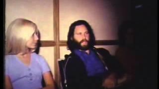 Джим Моррисон The Doors очень редкая запись судебного процесса в хорошем качестве,1970 год