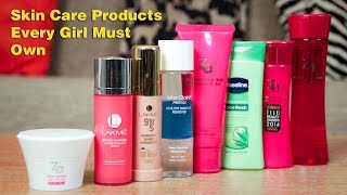 FOMO : Skin Care Products Every Girl Must Own