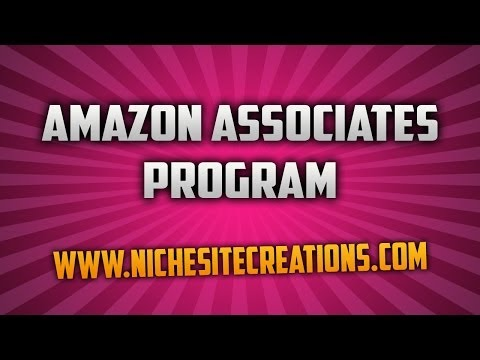 Amazon Associates Program - Introduction