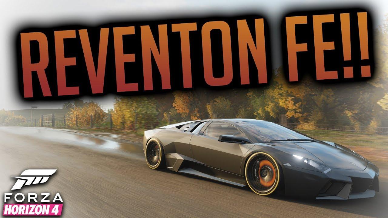 Another Hidden Forza Edition Forza Horizon 4 Lamborghini