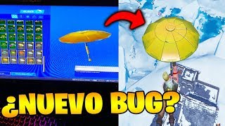 NEW BUG to GET THE GOLDEN SOMBRILLA?! FORTNITE 😱💯