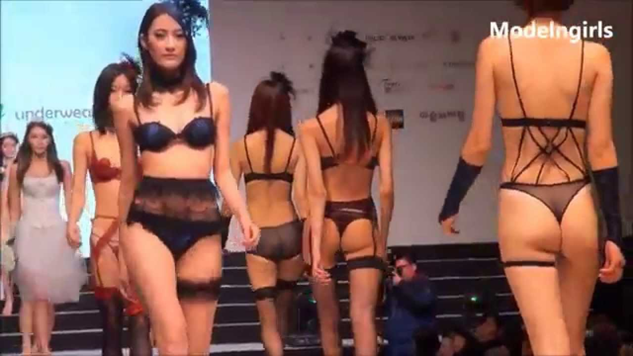 fa2817de0  أزياء الملابس الداخلية تظهر في كوريا 2015 جميلة مثير النساء النماذج  الآسيوية - YouTube