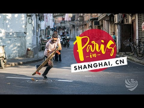 PARIS IN SHANGHAI | Paris Truck Co.