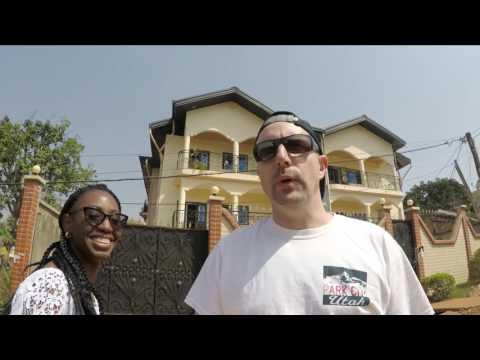 Les maisons de Yaoundé